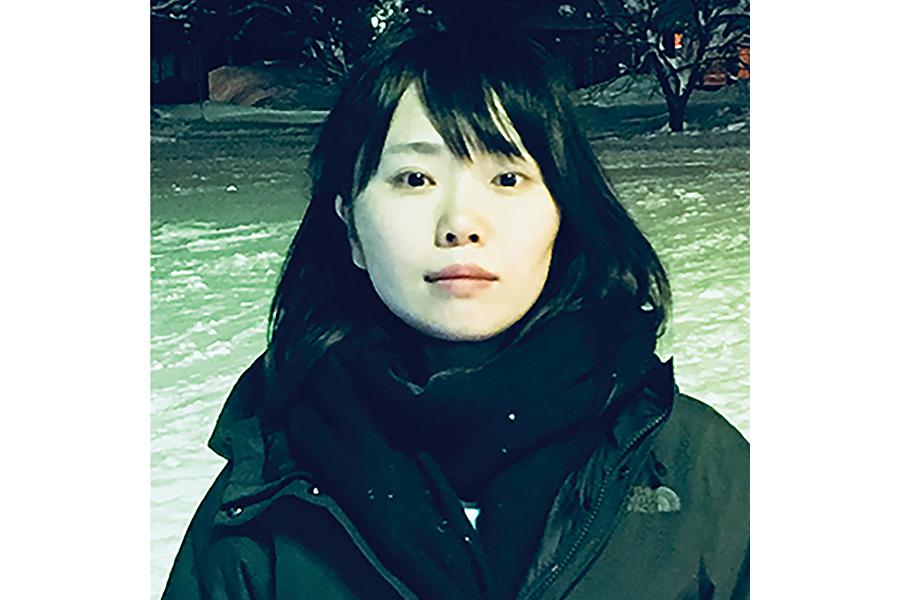 小金沢智 #01 画家・多田さやかさんのポートレート