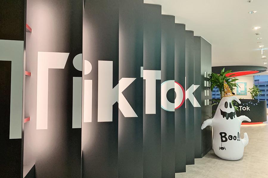 TikTok Japan 秋山拓也さん TikTok Japan オフィスの様子